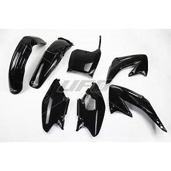 Pro Braking PBF4344-CLR-SIL Front Braided Brake Line Transparent Hose /& Stainless Banjos