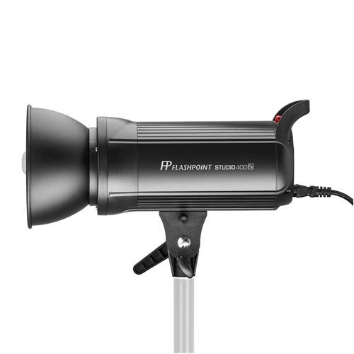 Flashpoint Studio 400 Monolight with Built-in R2 2.4GHz Radio Remote System - Bowens Mount (SK400II)
