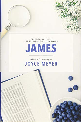 Joyces Book - James: Biblical Commentary (Deeper Life)