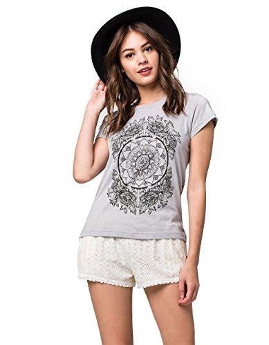 Element White Shorts - 7