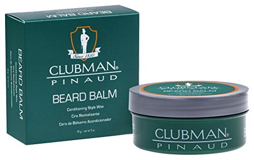 Clubman Beard Balm 2oz Pack