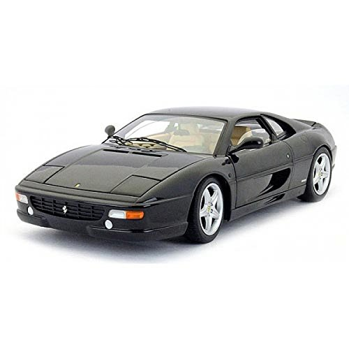Hotwheels 1:18 Scale Heritage Collection F355 Berlinetta (Black)