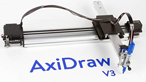 AxiDraw V3 High Performance Personal Writing and Drawing Machine