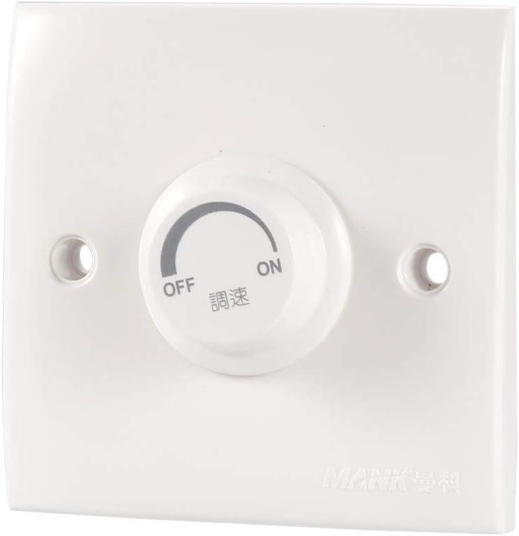 AC 220V 200W Ventilador De Techo Control De Velocidad Giratorio ...