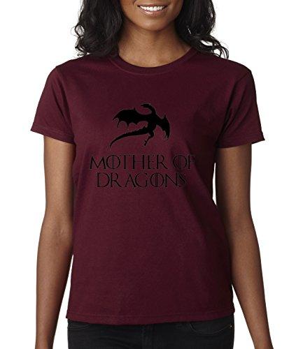 Dragon Hooded T-Shirt - 1