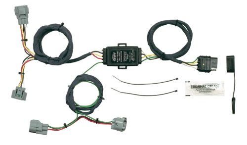 Trailer Hopkins Wiring (Hopkins 43355 Plug-In Simple Vehicle Wiring Kit)