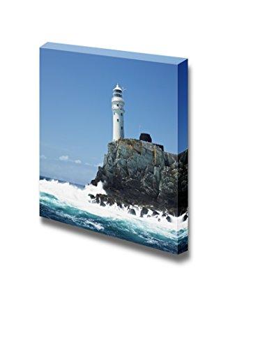wall26-canvas-prints-wall-art-lighthouse-fastnet-rock-county-cork-ireland-modern-wall-decor-home-dec