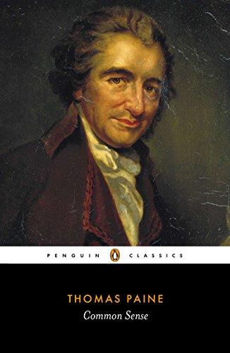 Common Sense (Penguin Books for Political Science)