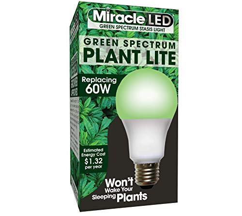 MiracleLED 604614 Green Spectrum Stasis Light 1 Pack 60W Grow Room