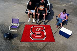 "Brand New North Carolina State Tailgater Rug 60""72"""