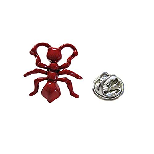 Red Ant Lapel Pin