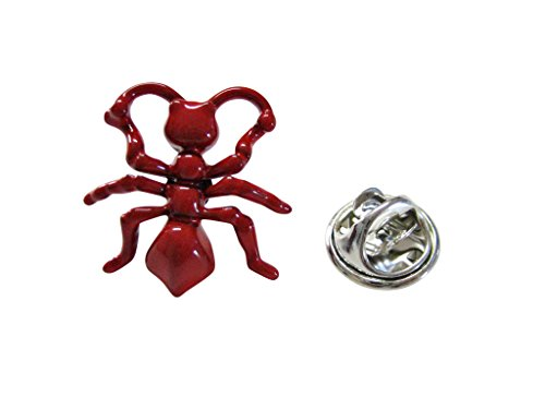 Red Ant Lapel Pin by Kiola Designs (Image #2)'