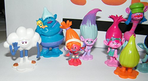 Trolls Cake Toppers Party City
