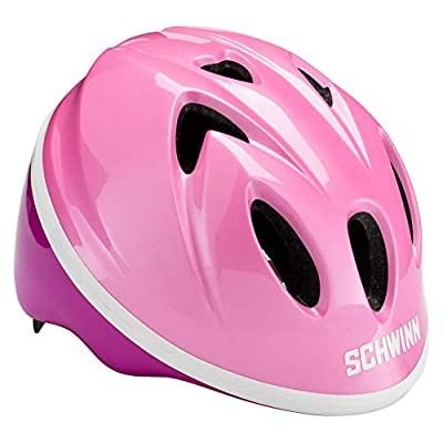 Schwinn Kids Bike Helmet Classic Design, Toddler and Infant Sizes : Sports & Outdoors