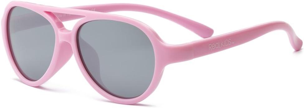 rosa aviador Sky Gafas de sol Real Shades De 2 a 4 a/ños