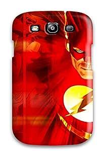 Jocelynn Trent's Shop Best New Fashion Premium Tpu Case Cover For Galaxy S3 - The Flash 4829355K85057826