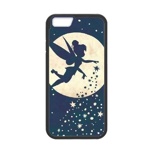 Peter Pan 009 coque iPhone 6 4.7 Inch Housse téléphone Noir de couverture de cas coque EEEXLKNBC19325