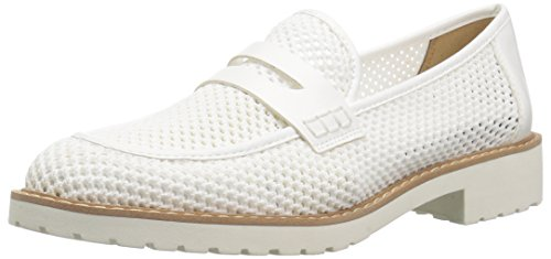 Franco Sarto WoMen Celeste Loafer Flat White