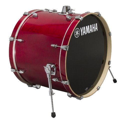 Yamaha Stage Custom Birch Cranberry