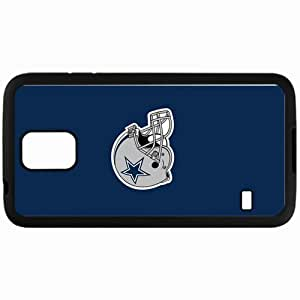 Personalized Samsung S5 Cell phone Case/Cover Skin Nfl Dallas Cowboys 3 Sport Black
