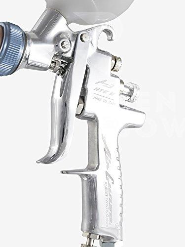 D/üsengr/ö/ße: 1,8 mm Anest Iwata AZ3 AirGunsa HTE2 AV Lackierpistole Spritzpistolen