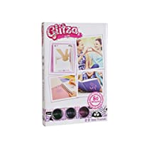 Knorrtoys GL7522 Glitza, Tattoo Set, Glitzertattooset