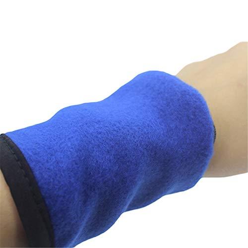 - Beverly Stewart 1 Pcs Cycling Running Wrist Wallet Pocket Wristband Coin Keys Storage Bag Sport Wrist Support Wrap Strap Brace Pouch