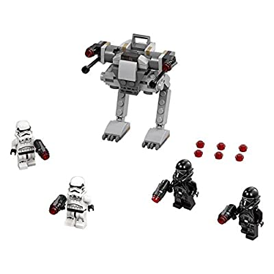 LEGO Star Wars Imperial Trooper Battle Pack 75165 Star Wars Toy: Toys & Games