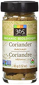 365 Everyday Value Organic Ground Coriander, 1.52 oz