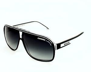Carrera Sonnenbrille Grand Prix schwarz/weiß