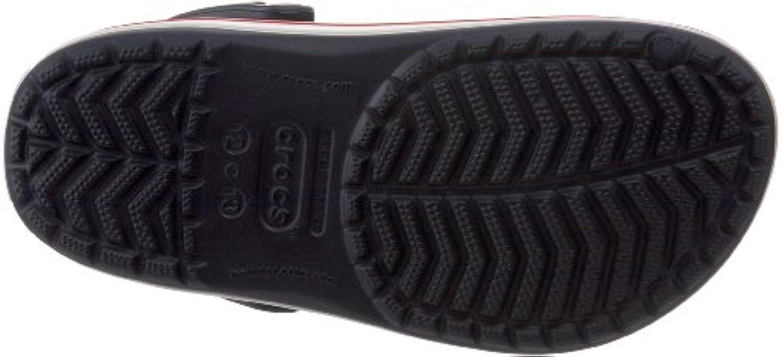 Crocs Junior Kids Crocband Clog Navy 10998-410-131 1 UK Child