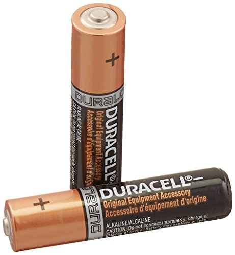 Duracell AAA CopperTop Alkaline Batteries product image