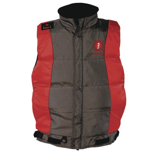 Brand New Mustang Survival Mustang Integrity Flotation Vest - Small - Red/Carbon