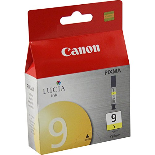 Canon Pgi-9y Pixma Pro9500/Pro9500 Mark Ii/Ix7000/Mx7600 Yellow Ink