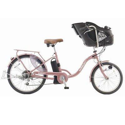 KAIHOU 電動自転車 ピンク KH-DCY07PPI B00UV22S2K