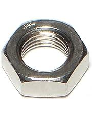 Hard-to-Find Fastener 014973185664 Jam Nuts, 3/8-24, Piece-10