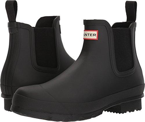 Hunter Men's Original Chelsea Boot Black 13 M US -
