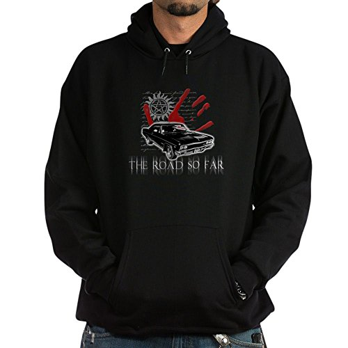 CafePress Supernatural Hoodie Dark Comfortable