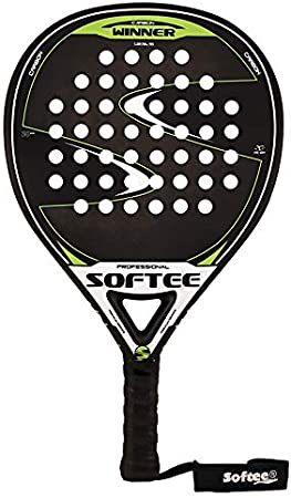 Pala Padel Softee Winner Mate Green: Amazon.es: Deportes y aire libre