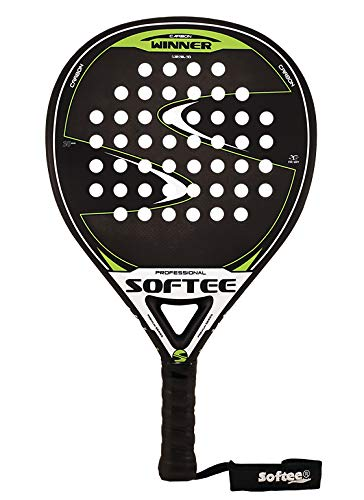 Pala Padel Softee Winner Mate Green: Amazon.es: Deportes y ...
