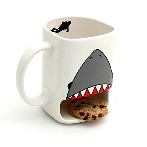 Scuba Like Material - Shark Week Cookie Dunk Mug
