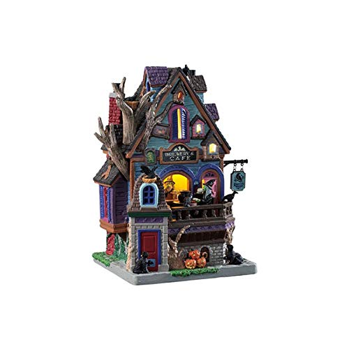Lemax Village Collection Raven's Rost Brewery & Café #95457 by Lemax Village Collection