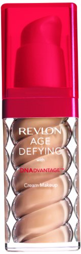 Revlon Age Defying Foundation with DNA Advantage, Medium Bei
