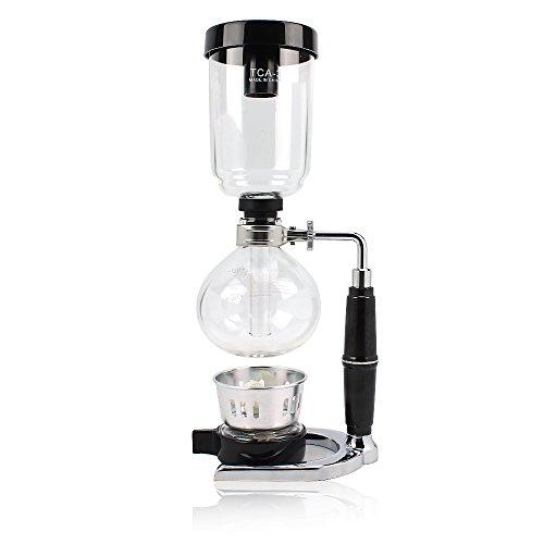 Harvest Grande Coffee Siphon /Vacuum Glass Coffee Maker (3cup,360ml)