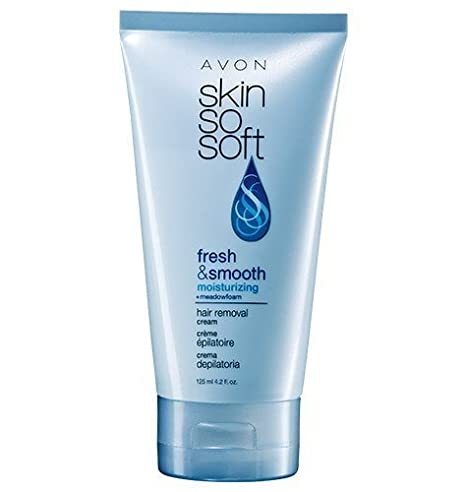 Amazon.com : Avon SSS Fresh & Smooth Moisturizing Hair Removal Cream 4.2 Oz by Avon [Beauty] : Beauty