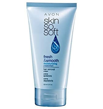 Avon SSS Fresh & Smooth Moisturizing Hair Removal Cream 4.2 Oz by Avon [Beauty]