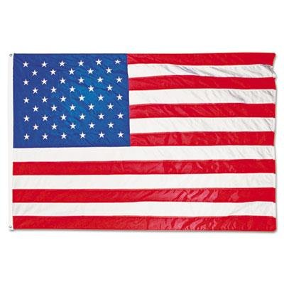 United States Outdoor Nylon Flag, 5' x - 8' Giant Banner Nylon