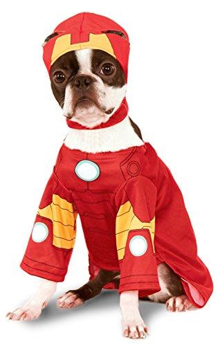pet costume captain america - 8