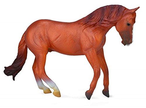Collect A Horse Life Australian Stock Chestnut Horse Stallion Toy - Horse Stallion Chestnut