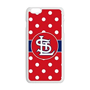 JIANADA St. Louis Cardinals Cell Phone Case for Iphone 6 Plus
